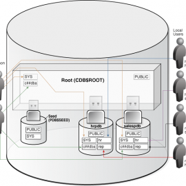 18 Overview of the Multitenant Architecture
